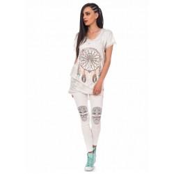 Дамски панталон Alexandra Italy 624-1