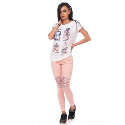 Дамски панталон Alexandra Italy 624-2