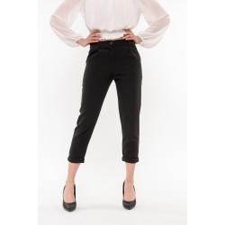 Дамски черен панталон Alexandra Italy / 2018