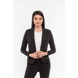 Дамско черно сако Alexandra Italy / 0011
