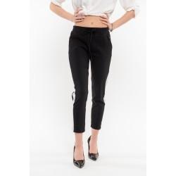 Черен панталон Alexandra Italy / 7823