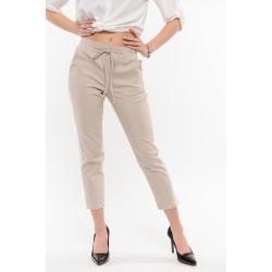Бежов панталон Alexandra Italy / 7823