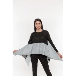 Черна блуза Alexandra Italy / 193