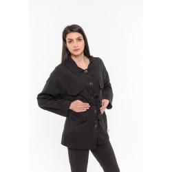Стилно черно сако Alexandra Italy / 5422