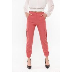 Дамски панталон в розово Alexandra Italy / 5564