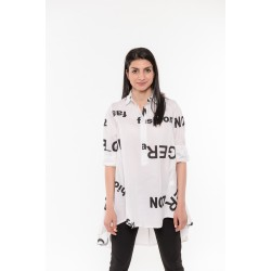 Спортна бяла риза Alexandra Italy / 82277