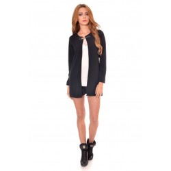 Дамско сако Alexandra Italy 732/0 - черен цвят