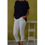Дамски панталон Alexandra Italy 2016663 - бял
