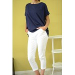 Дамска блуза Alexandra Italy 8343 - синя