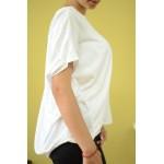 Дамска блуза Alexandra Italy 8343 - бяла