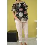 Дамски панталон Alexandra Italy 815/0 - розов