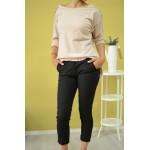 Дамски панталон Alexandra Italy 11057 - черен