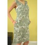 Дамска рокля Alexandra Italy 9126 - зелена