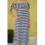 Дамска рокля Alexandra Italy 7859/1 - синя