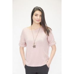 Ежедневна дамска блуза с ПОДАРЪК