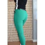 Дамски панталон Alexandra Italy 18008 - зелен цвят