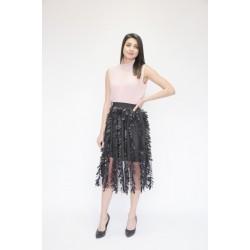 Екстравагантна дамска пола