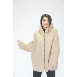 Топло дамско яке