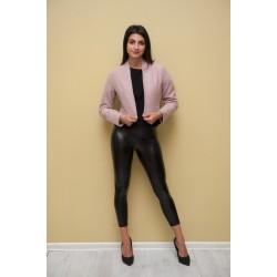 Елегантно късо дамско сако