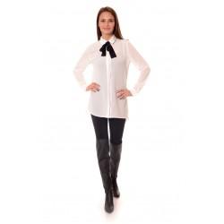 Дамска риза Alexandra Italy 158/0 - бял цвят