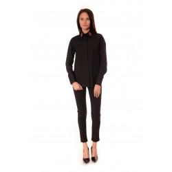 Дамска риза Alexandra Italy 173 - Черен
