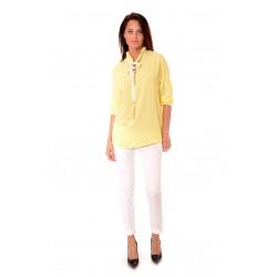 Дамска риза Alexandra Italy 176/0 - цвят жълт
