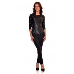 Дамска блуза Alexandra Italy 527/0 - черен цвят