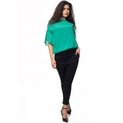 Дамска блуза Alexandra Italy 1248 - зелен  цвят