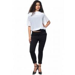 Дамска блуза Alexandra Italy 1248 - бял  цвят