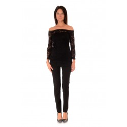 Дамска блуза Alexandra Italy 500/1, Черен
