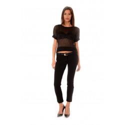 Дамска блуза Alexandra Italy 506/2- Черен