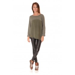 Дамска блуза Alexandra Italy 509/0, Зелен