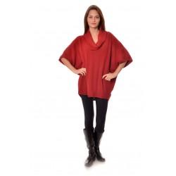 Дамски пуловер Alexandra Italy 510/1 - червен цвят