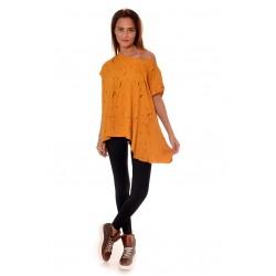 Дамска блуза Alexandra Italy 525/2, Жълт
