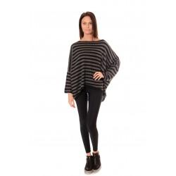 Дамска блуза Alexandra Italy 525/3 - Черен