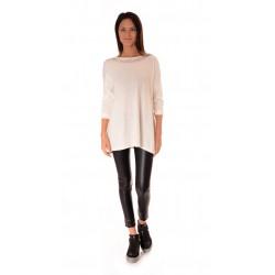Дамска блуза Alexandra Italy 531/1- Бял