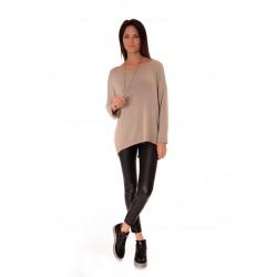 Дамска блуза Alexandra Italy 544/1- Бежов