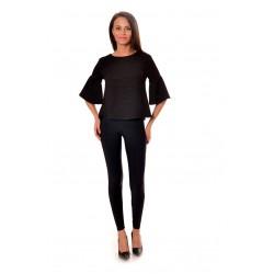 Дамска блуза Alexandra Italy 542/1 - черен цвят