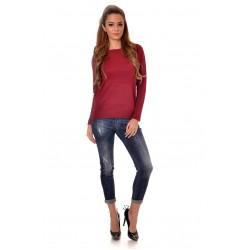 Дамска блуза Alexandra Italy 5504 - червена