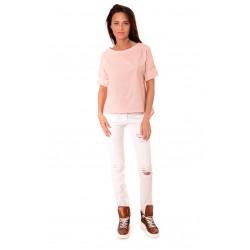 Дамска блуза Alexandra Italy 559/0 - розов цвят
