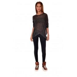 Дамска блуза Alexandra Italy 566/2, Черен