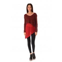 Дамска блуза Alexandra Italy 567/1- Червен