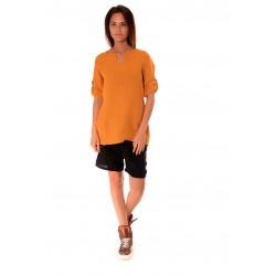 Дамска блуза Alexandra Italy 587/3, Жълта