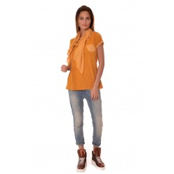Дамска блуза Alexandra Italy 588/1, Жълт