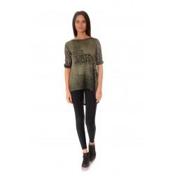 Дамска блуза Alexandra Italy 593/1- Зелен