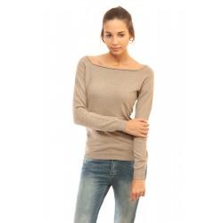 Дамска блуза в бежово Alexandra Italy - 8070