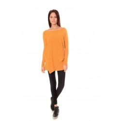 Дамска блуза Alexandra Italy 8131 - Жълт
