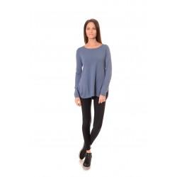 Дамска блуза Alexandra Italy 8226 - Светлосин