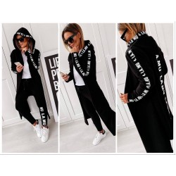 Long Jacket Set