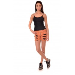Дамски панталон Alexandra Italy 026 - цвят оранжев
